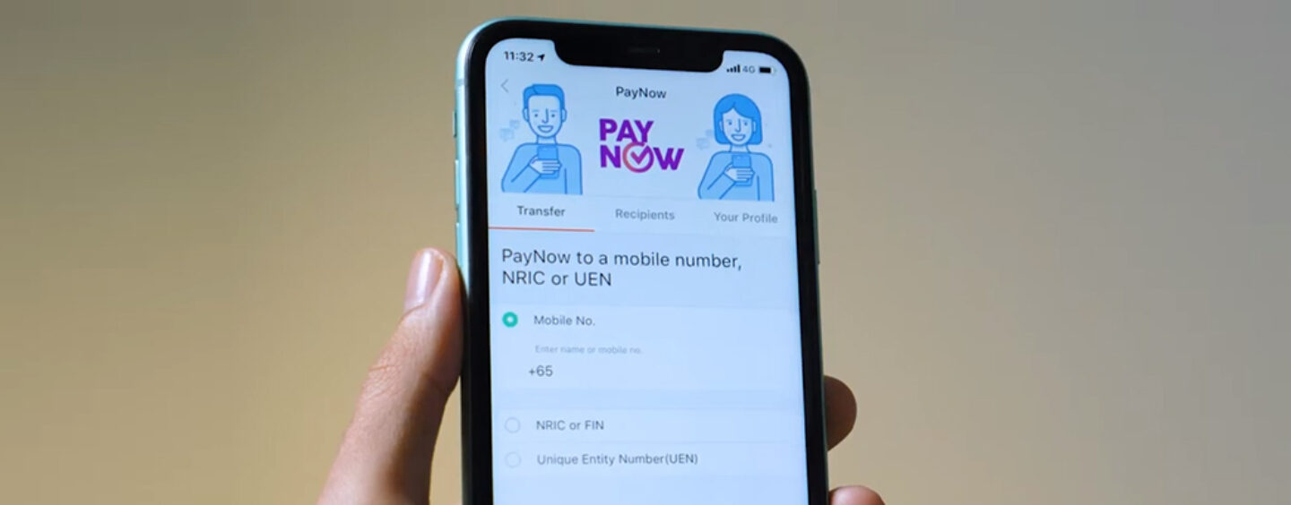 PayNow Increases Default Limit for Ad-Hoc Transactions up to S$200,000