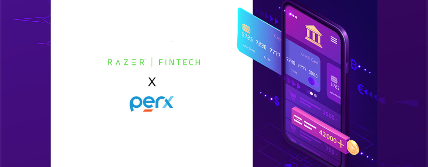 Razer Fintech Turns to Perx to Enhance Its Gamification Strategy