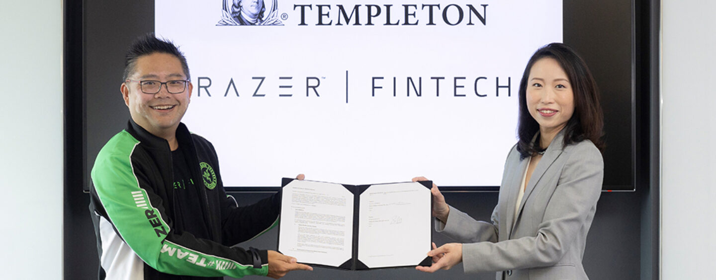 Razer Fintech and Franklin Templeton Teams up to Design Digital Wealth Tools for the Youth