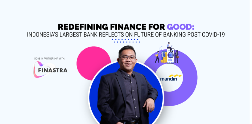 Redefining Finance for Good: Indonesia's Largest Bank Reflects on the Future of Banking