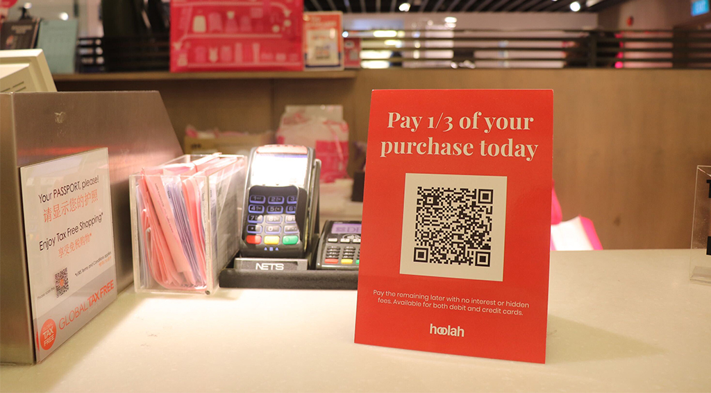 hoolah Launches Singapore's Leading Buy Now Pay Later Physical Retail Store Solution