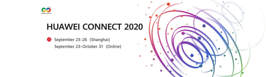 huawei connect 2020