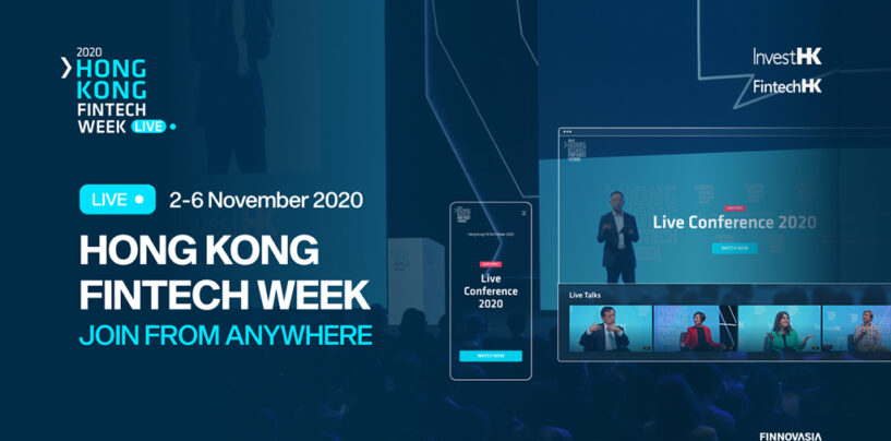 5 Reasons Why Hong Kong Fintech Week 2020 Is a Must-Attend Event of the Year