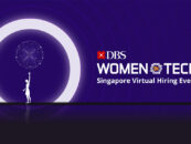 DBS Advocates for Women Technologists With Its First-Ever Virtual Career Fair