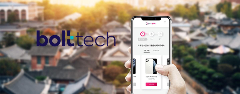 Insurtech Bolttech Expands Its Footprint to South Korea With LG U+