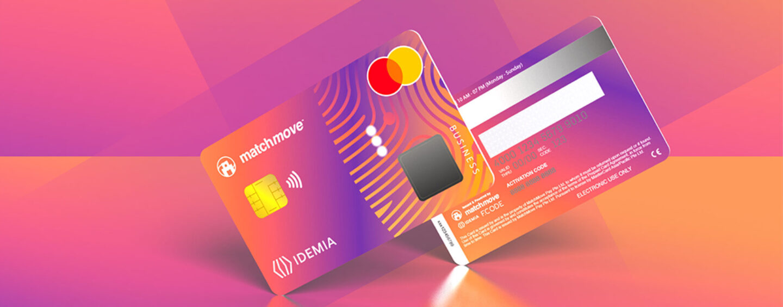 Mastercard, IDEMIA and MatchMove Debut Fingerprint Biometric Card
