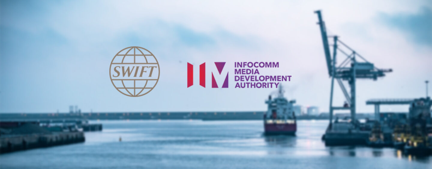 SWIFT and Singapore's IMDA to Accelerate Global Trade Digitalisation