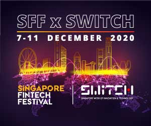 Singapore FinTech Festival 2020