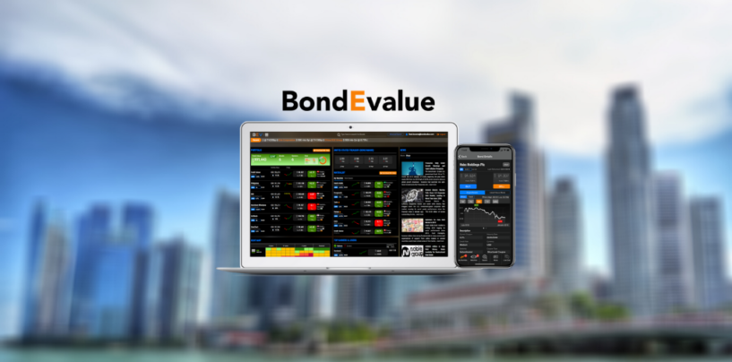 BondEvalue Gets the Green Light From MAS for Blockchain-Based Bond Exchange