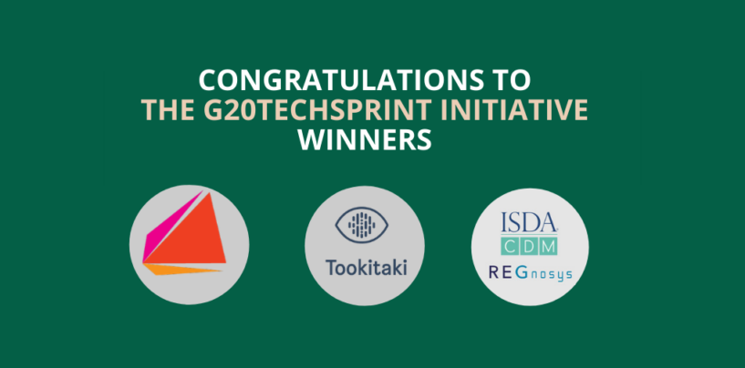 Singaporean Regtech Tookitaki Among G20 TechSprint Winners