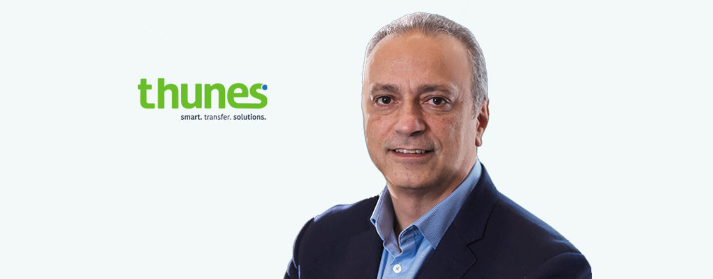 Singapore's Thunes Appoints New COO Following US$60 Million Funding Round