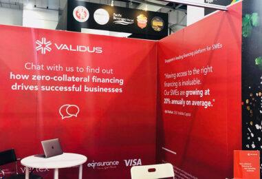 Validus Makes Waves as First Fintech in Singapore's Enterprise Financing Scheme