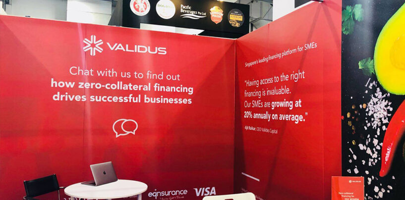Validus Makes Waves as First Fintech in Singapore's Enterprise Financing Scheme