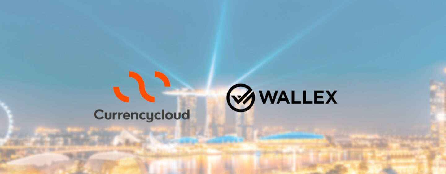 Currencycloud Partners in Singapore with Ant Financial-Backed Payment Startup