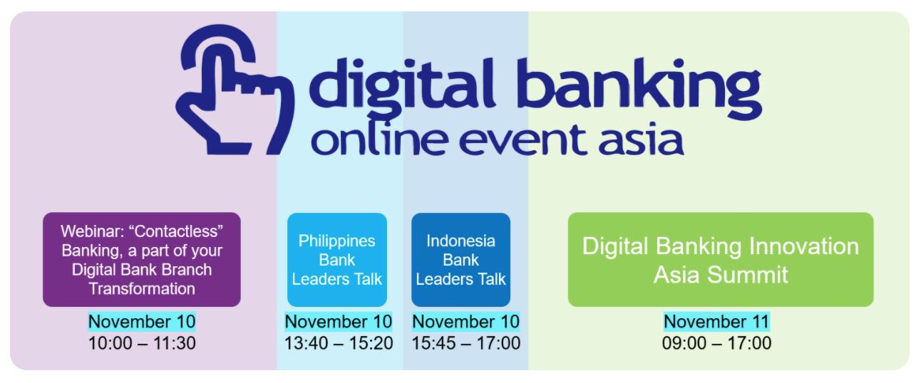 Digital Banking Online Event Asia