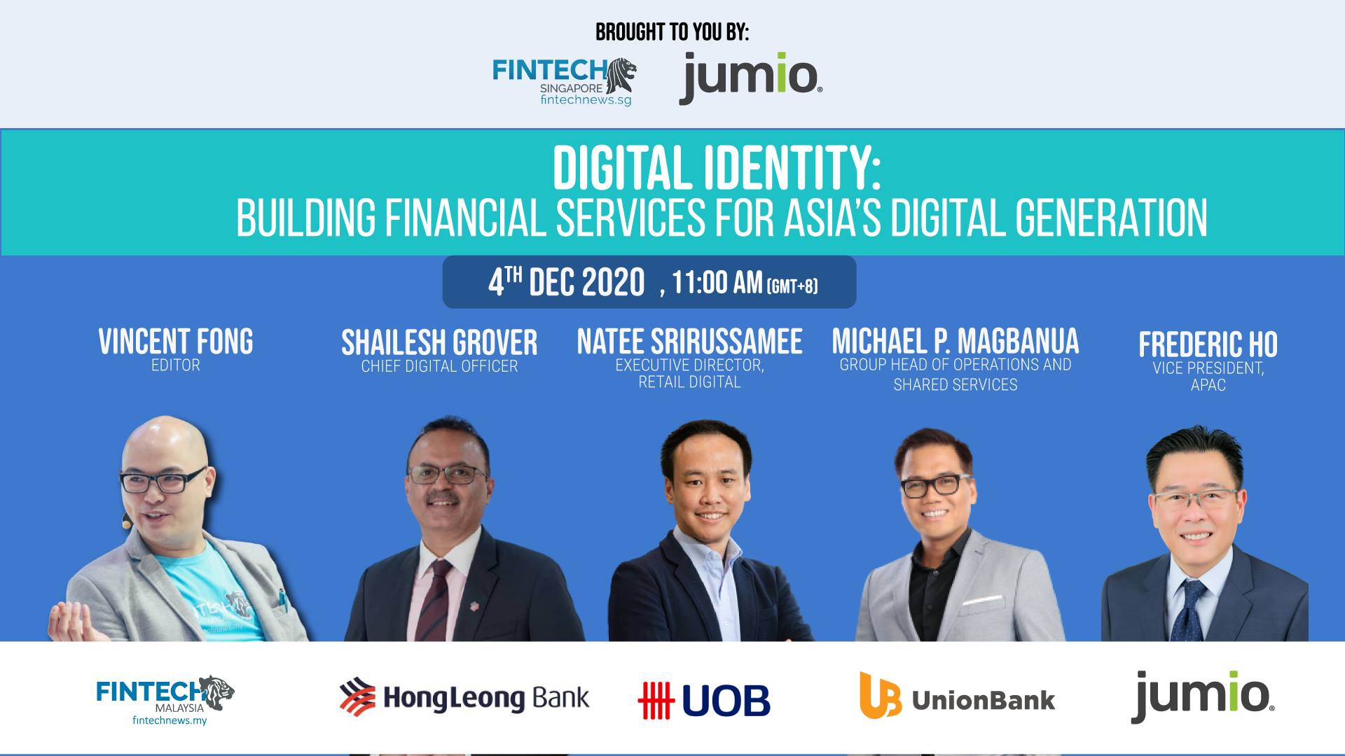 Digital Identity- Building Financial Services for Asia's Digital Generation