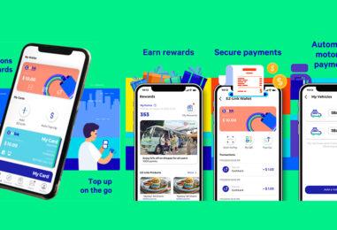 EZ-Link Undergoes Rebranding, Unveils Refreshed Logo and E-Wallet App