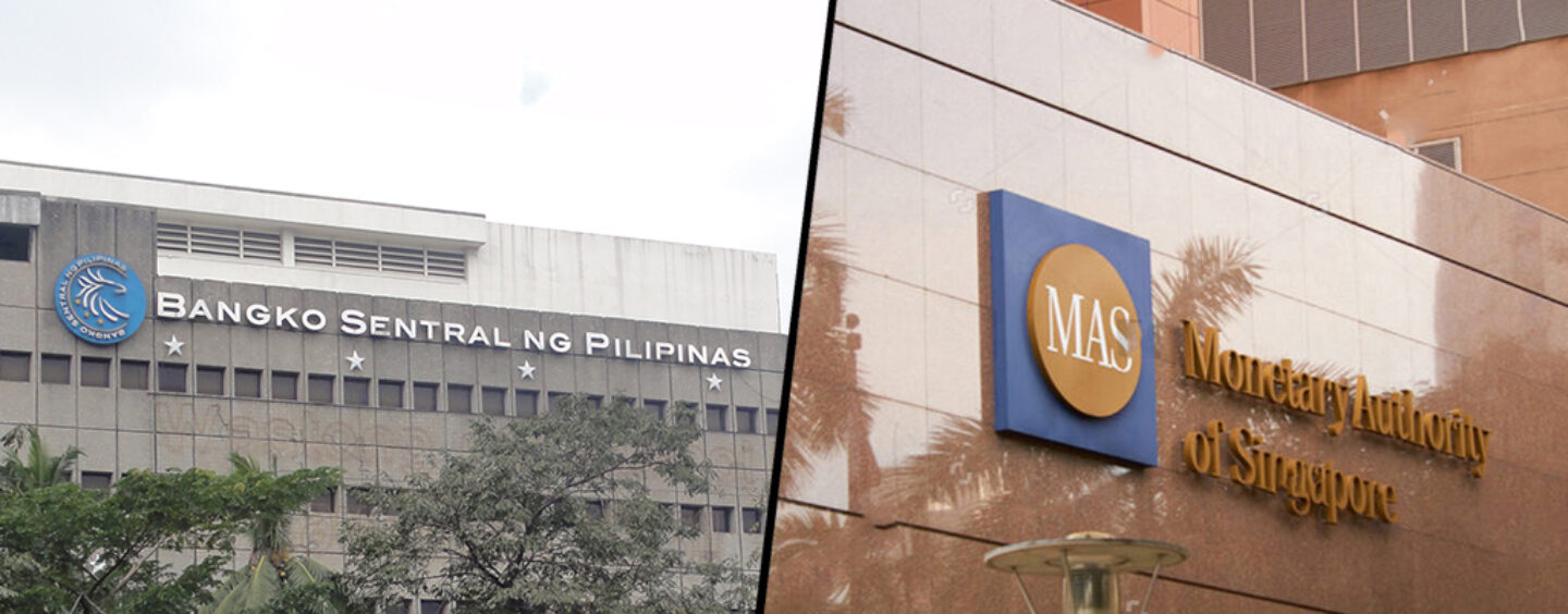 MAS and Philippines Central Bank Commit to Promote Data Connectivity, Info Sharing