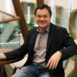 Kit Wong, CEO of Lu International