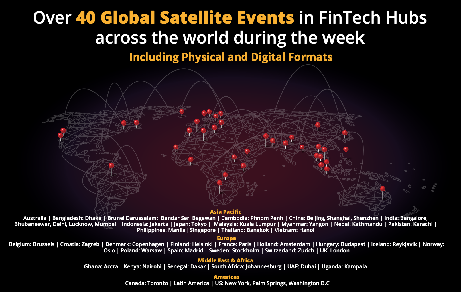 Singapore Fintech Festival 2020 Global Satellite Events, Illustration via Fintechfestival.sg