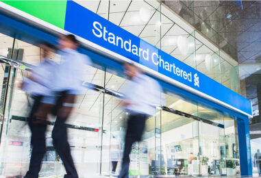 Standard Chartered Selects AWS' Cloud Services in 60 Markets