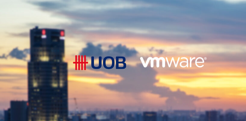 UOB Deploys Secure Virtual Desktop for 3,000 of its IT Staff Using VMWare