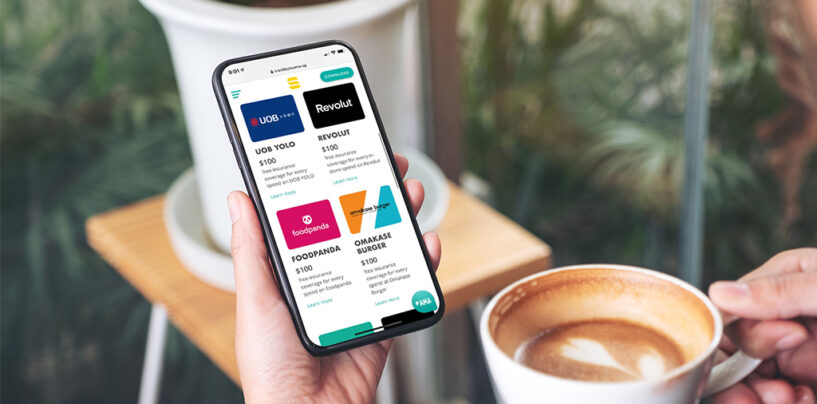 SnackUp Partnership with Visa Allows You To Build Insurance Coverage as You Spend