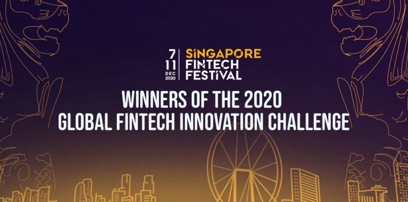Here Are the Winners of MAS' 2020 Global Fintech Innovation Challenge