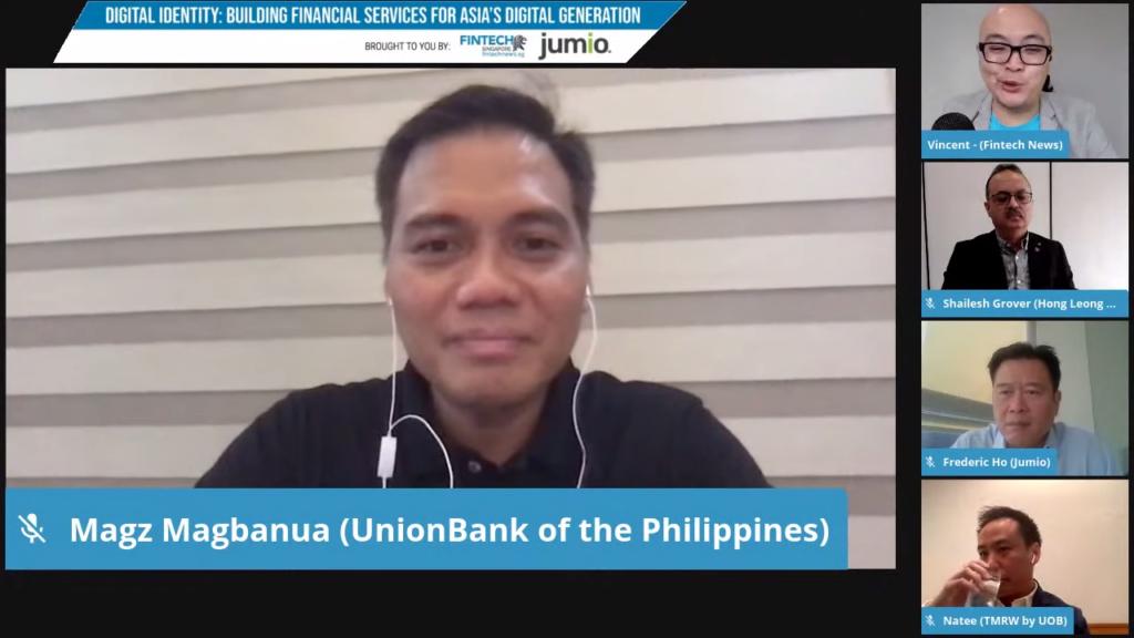 Michael P. Magbanua UnionBank