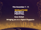 The Global Singapore Fintech Festival 2020 Kicks off Today