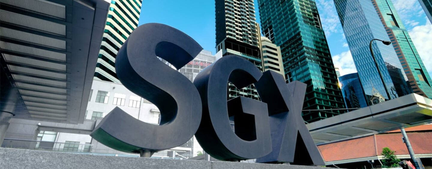 SGX and HSBC's DLT Project Bags Financial Services Award by SwissCham
