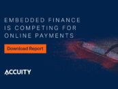 Accuity: Four Digital Payment Trends in 2021 for Banks and Payment Service Providers