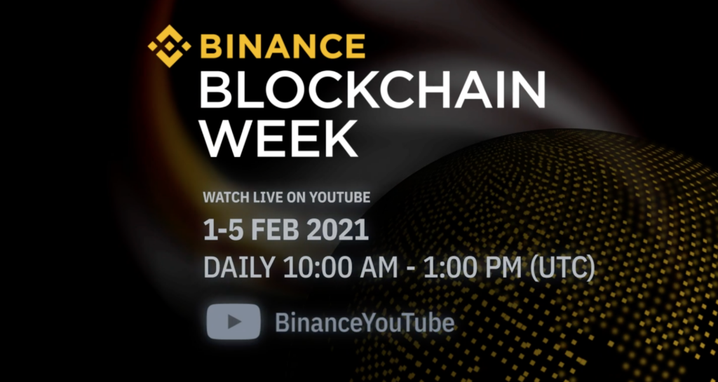 Binance Blockchain Week 2021