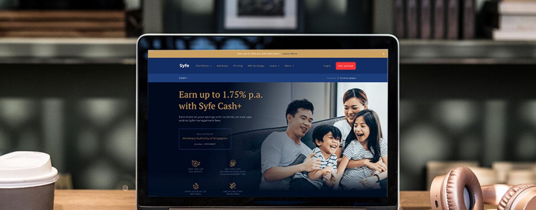 Digital Wealth Manager Syfe Rolls Out New Cash Management Solution