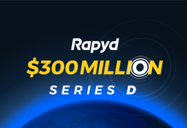 Rapyd Bags $300 Million in Series D Funding Round