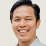 Reuben Lai, Senior Managing Director, Grab Financial Group