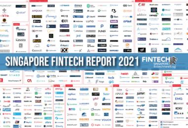 Singapore Fintech Report 2021: Blockchain Dominates Singapore's Fintech Scene