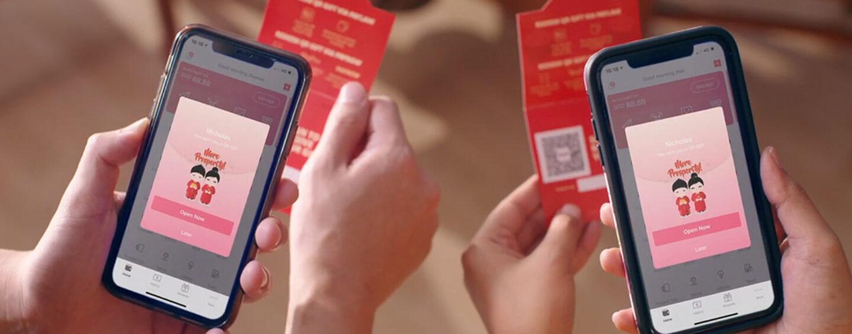 Singaporeans Encouraged to Hand Out E-Hong Baos for Lunar New Year