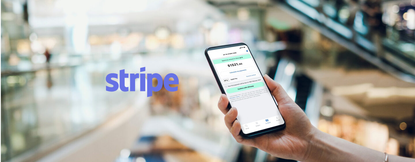 Stripe Partners Australia's Afterpay to Offer BNPL Services