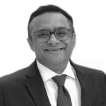 Farooq Siddiqi, CEO of #dltledgers
