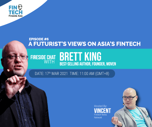 Futurist's Views on Asia's Fintech Scene