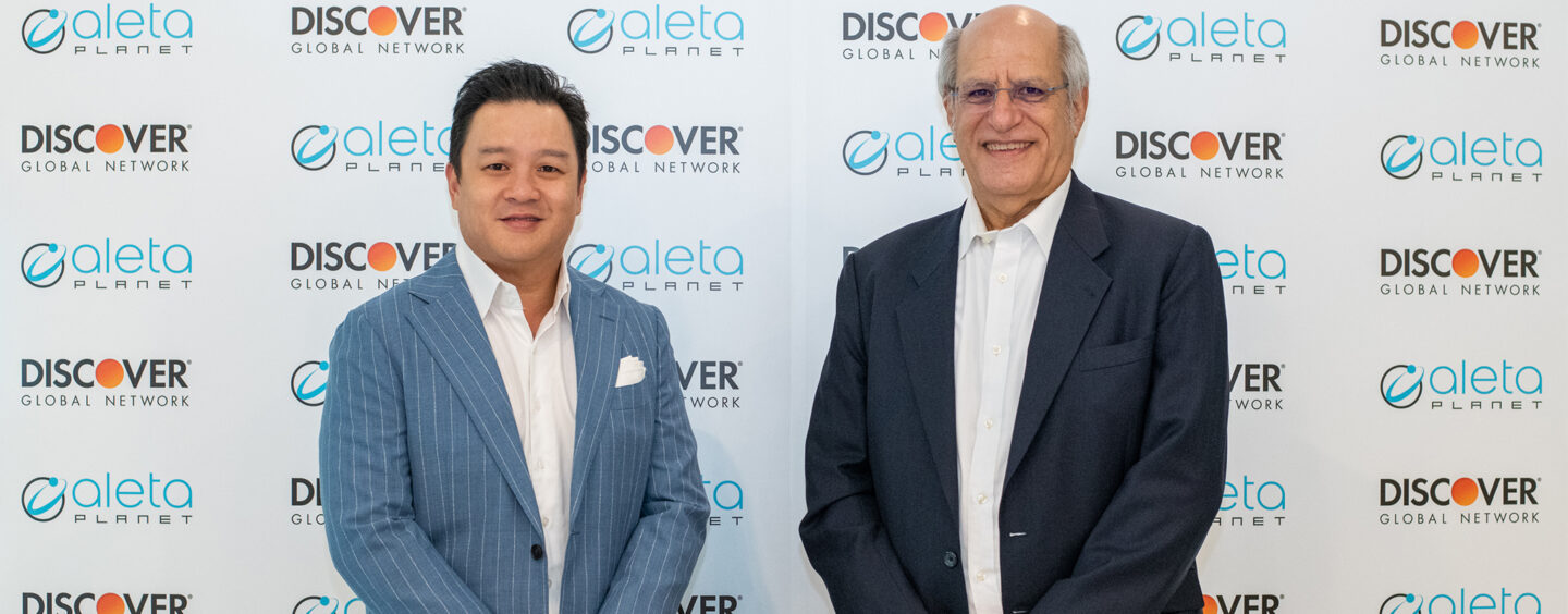 "Aleta Planet to Enable Merchants to Accept ""Discover and Diners Club Cards"" for E-Commerce Payments"