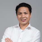 Associate Professor Huang Ke-Wei, Director of Academic Programmes at AIDF, who is also from the NUS School of Computing (NUS Computing)