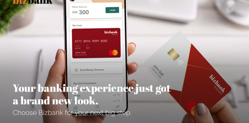 BizBank Launches Its Corporate Expense Card in Singapore