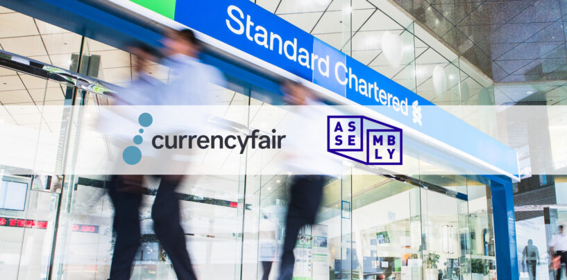 CurrencyFair and Assembly Payments to Merge After Investment from Standard Chartered