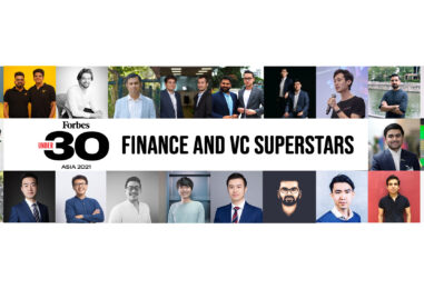 Fintech Founders Dominate 2021 Forbes 30 Under 30 Asia in Finance and VC Category