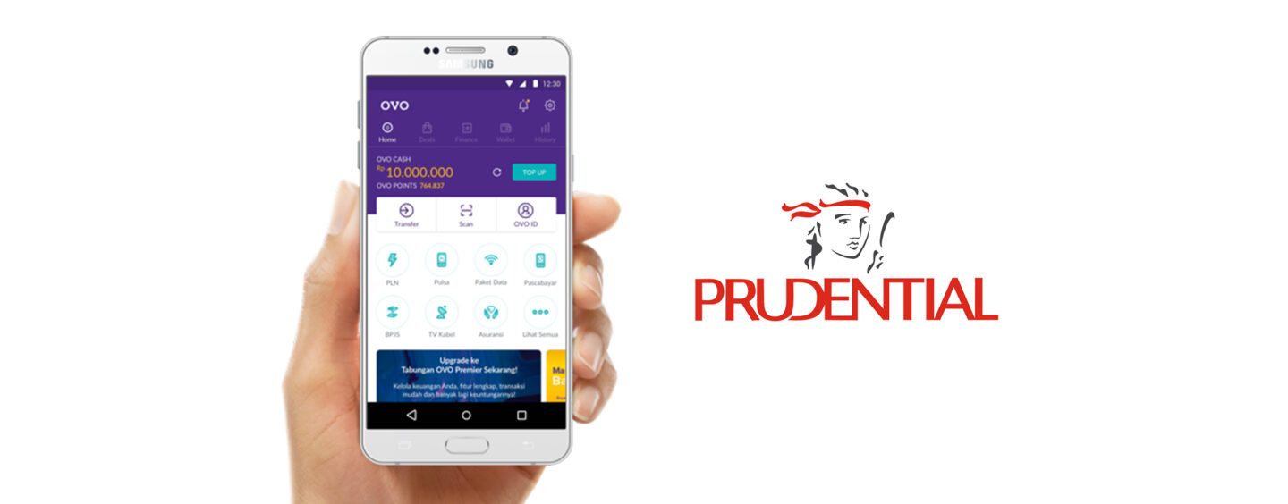 OVO Ties up With Prudential Indonesia to Offer Shariah-Compliant Digital Life Insurance