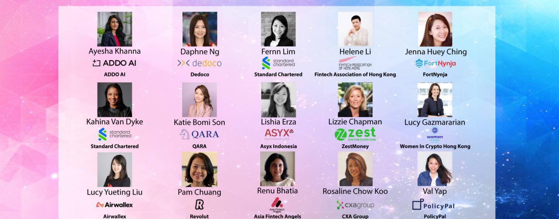Top 15 Women Leaders in Asia's Fintech Industry in 2021