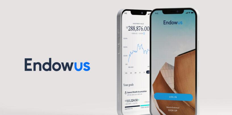 Wealthtech Endowus Raises S$23 Million to Fuel Its Expansion Plans in Asia