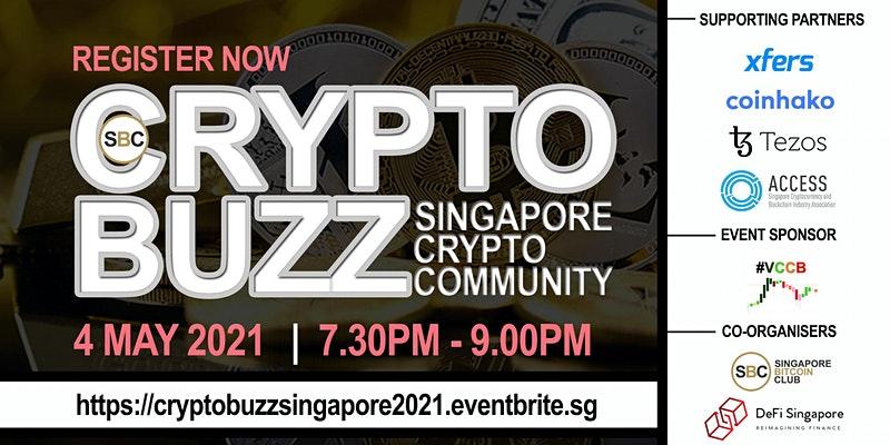 CRYPTOBUZZ Singapore 2021